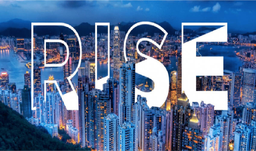 .tech- RISE-ing in Hong Kong!