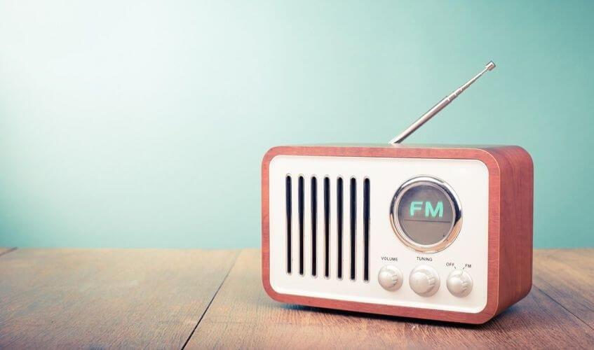 radio test