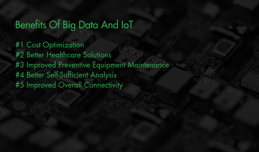 Benefits Of Big Data And IoT