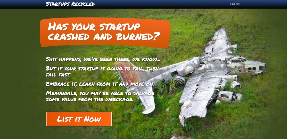 startups recycled
